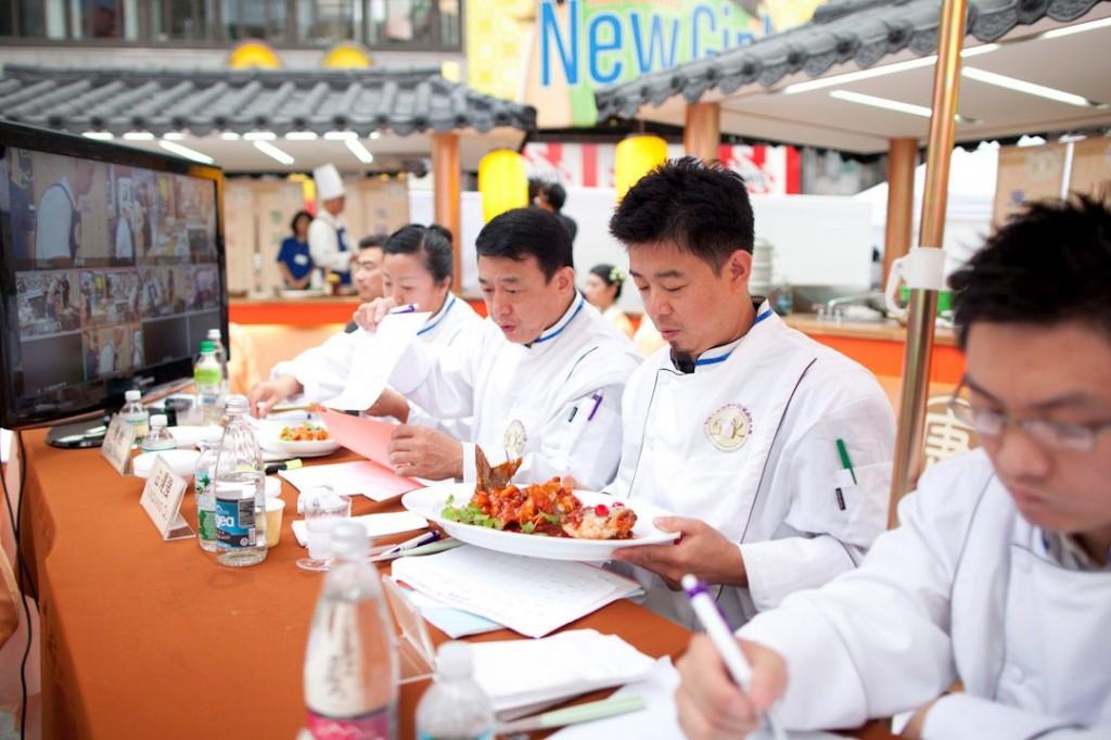 中國菜廚技大賽